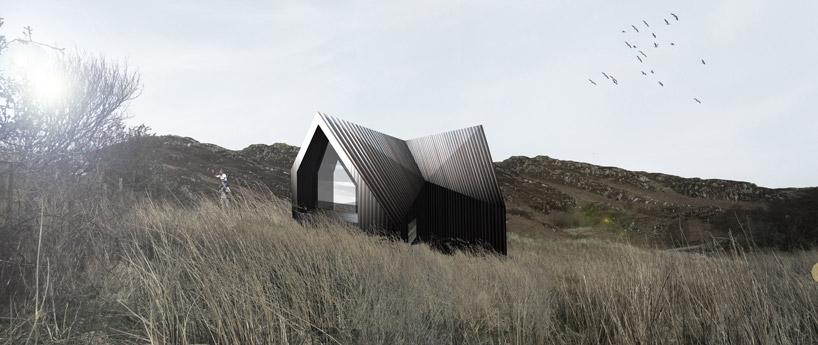raw architecture workshop: camusdarach house
