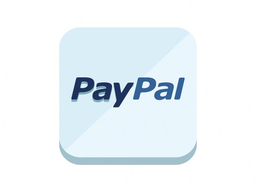 PayPall Vector Icon - ICON - E-Commerce : LogoWik.com