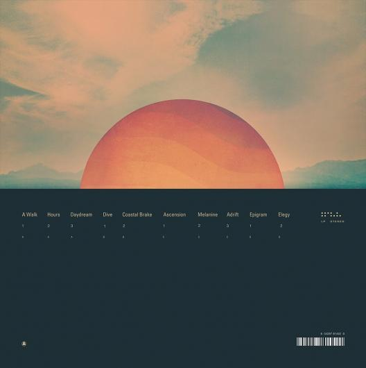 Designspiration — Tycho Dive Album on The Ghostly Store