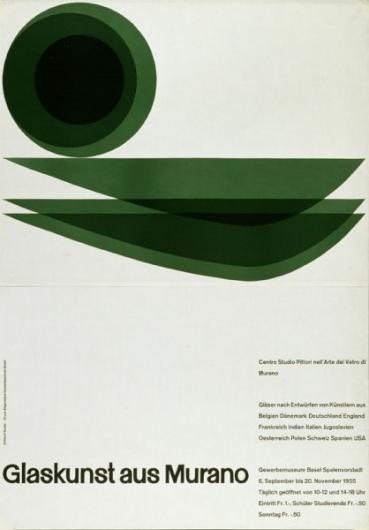 Designspiration — emil ruder. posters « 80