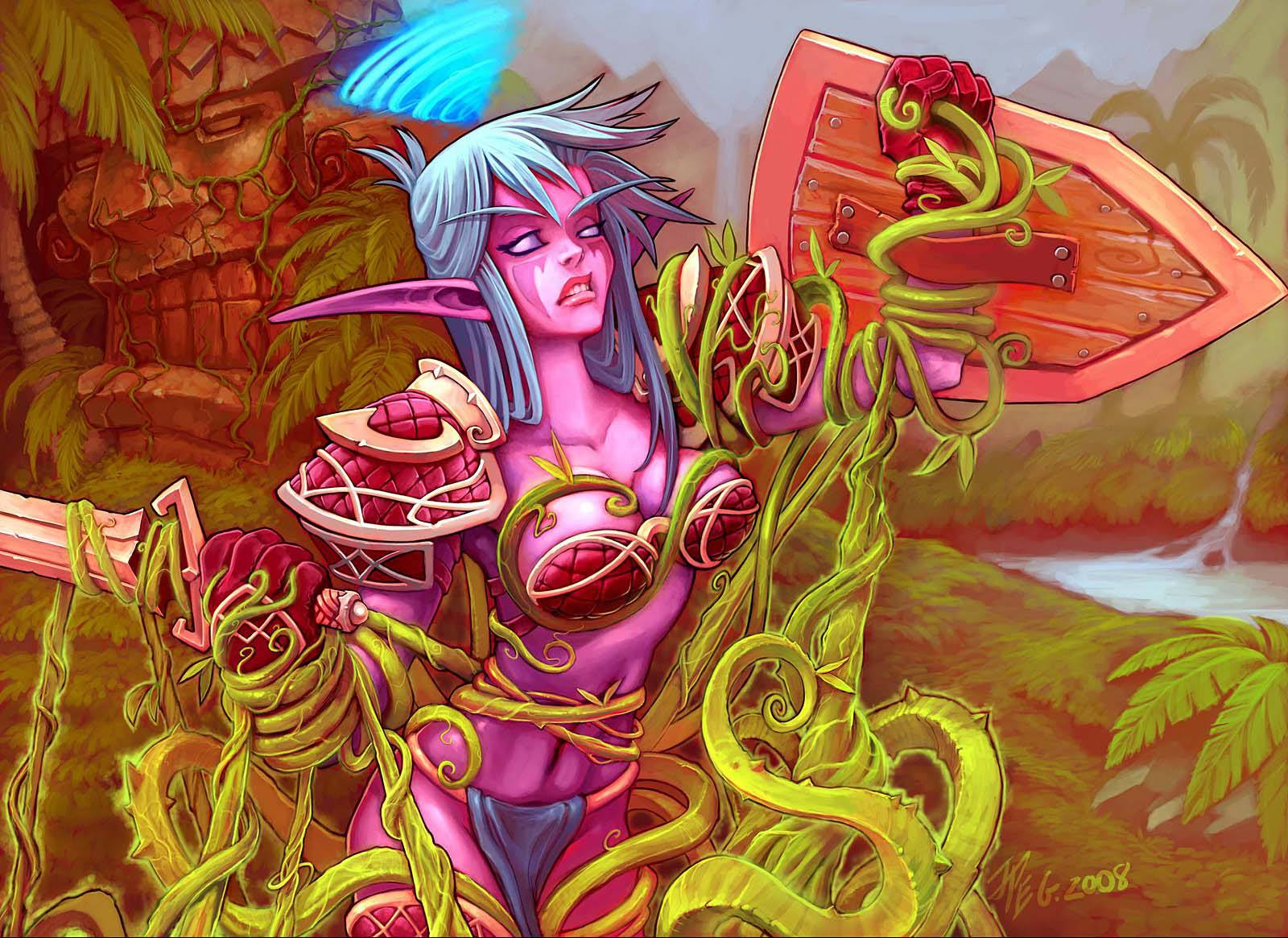 World of warcraft tentacle fuck exploited pic