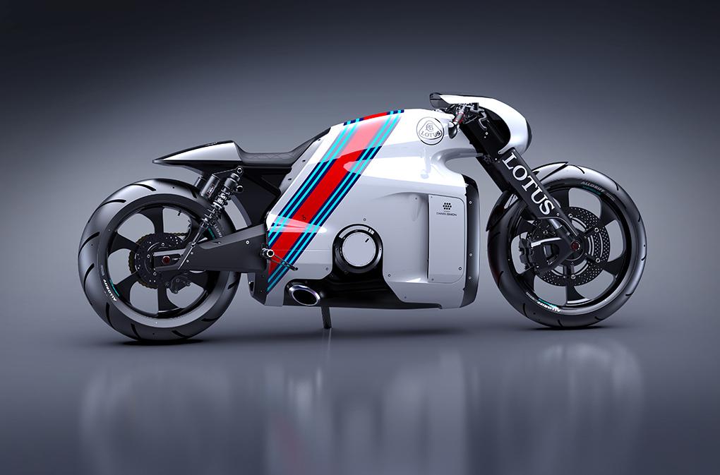 'Tron' designer creates a real-world superbike | The Verge
