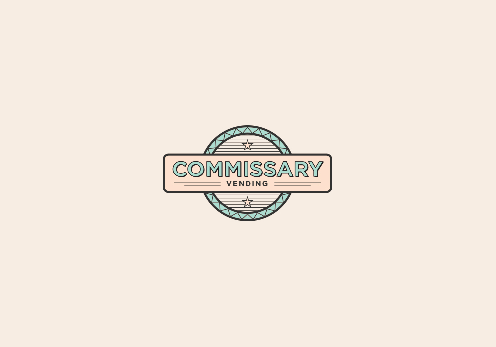 Commissary - Logos on Creattica: Your source for design inspiration