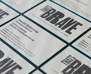 Business Cards on Creattica: Your source for design inspiration