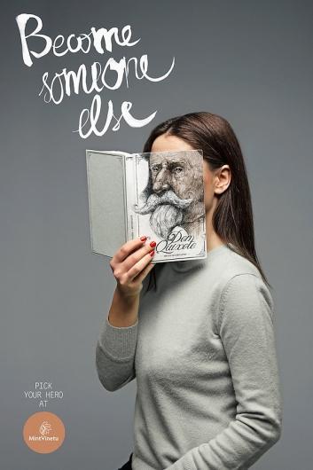 Designspiration — Creative Bookstore Ads - My Modern Metropolis