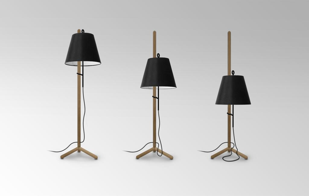 Cantilever Lamp – Nonlinear Studio