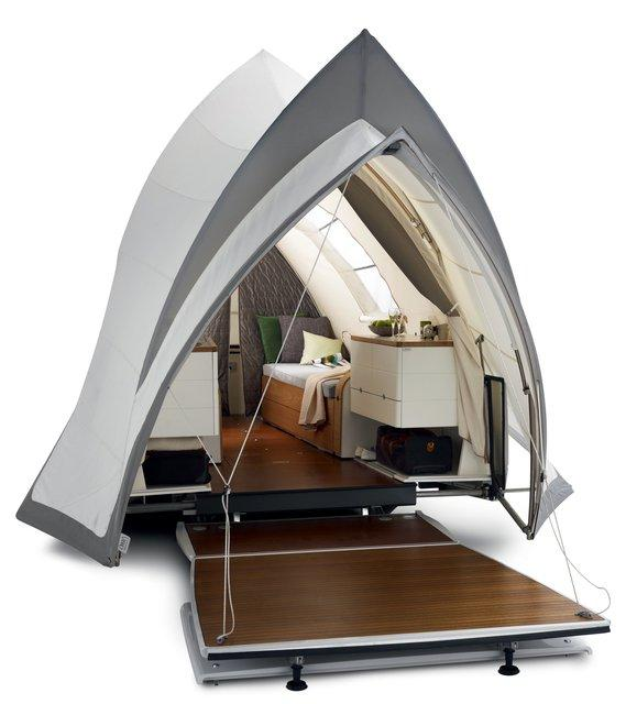 Fancy - Opera Luxury Camper Trailer
