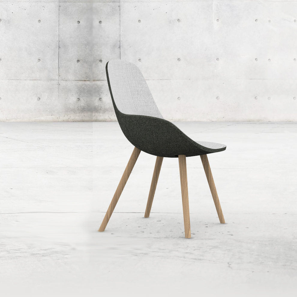 LAUF chair by Trine Kjaer - Anth Ropo Cent Rism