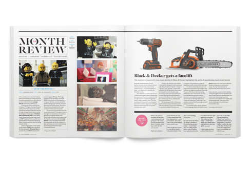 Creative Review - CR March: the 'how it was done' issue