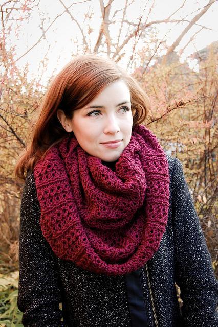 Ravelry: Stockholm Scarf pattern by knittedblissJC