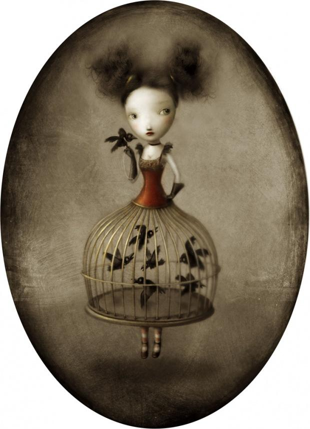 Nicoletta Ceccoli's Illustration | InspireFirst