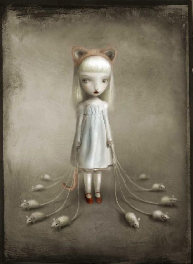 Nicoletta Ceccoli's Illustration | InspireFirst