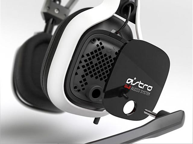 ASTROgaming A40 Audio System by Dana Krieger at Coroflot