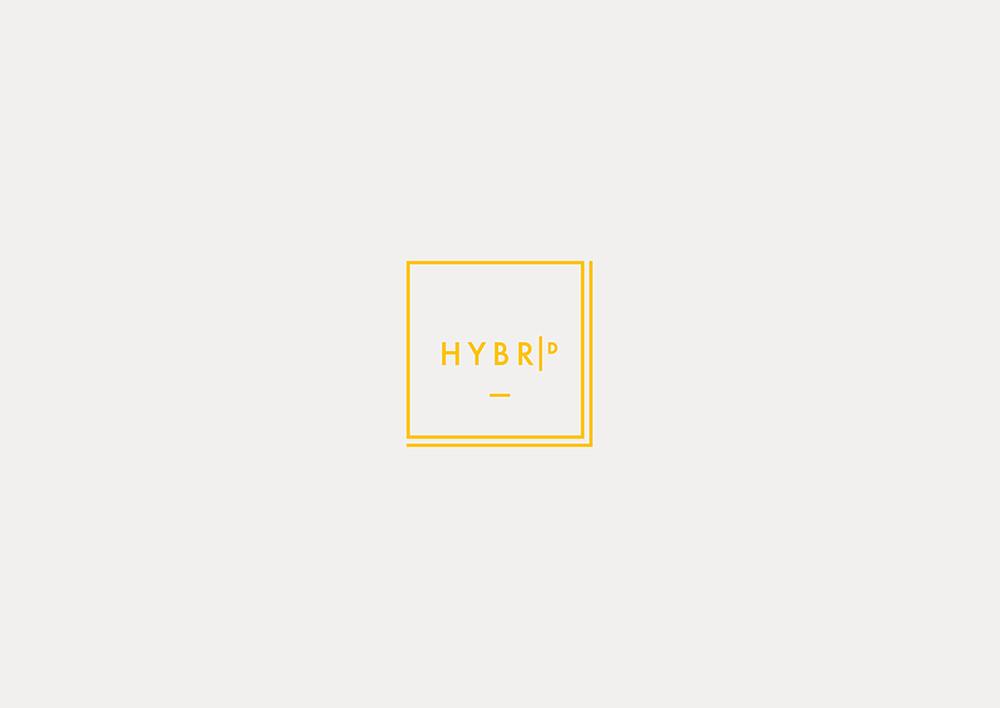 Hybrid Music Festival // Identity Design - Logos on Creattica: Your source for design inspiration