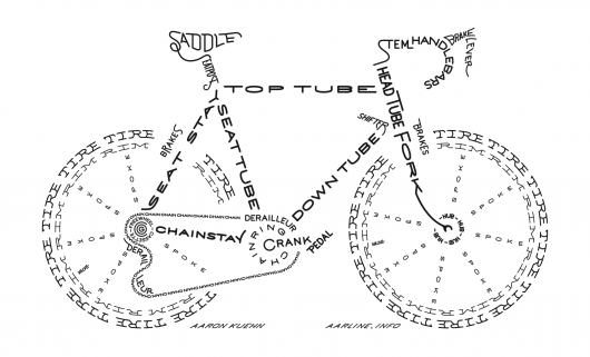 Designspiration — TypographicBicycle_AARLINE.png (2016×1224)