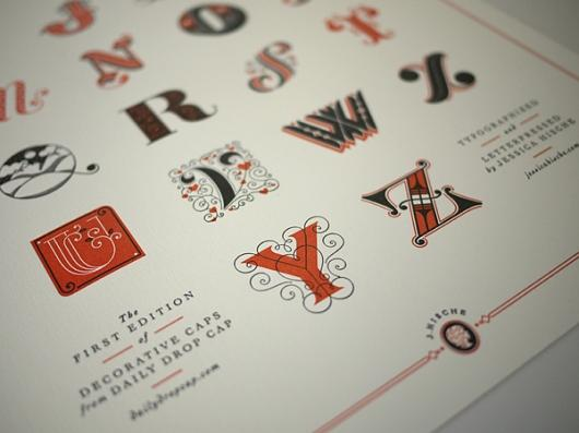 Designspiration — Letterpress