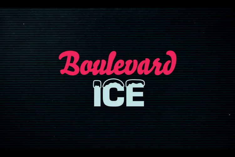 "BLVD Ice | Designcollectorâ""¢"