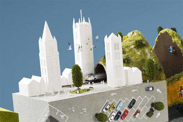 Gent: Scheppende Stad
