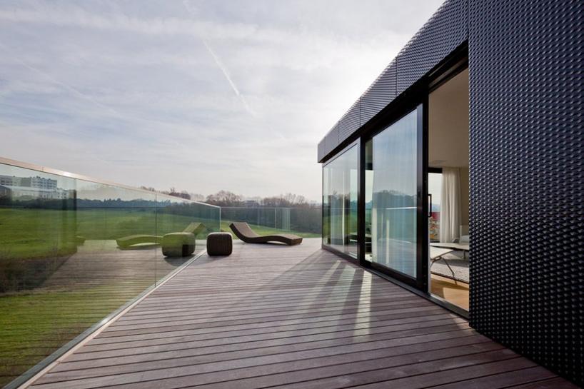 metaform atelier d'architecture: luxembourg apartment