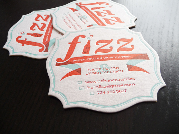 Fizz Coasters
