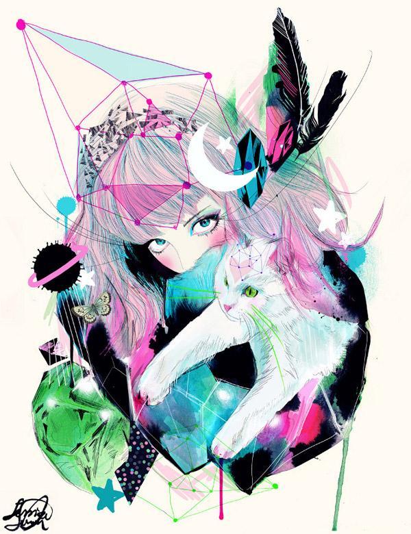 Frenetic Illustrations – Jessica Singh | Blog | Stylesight