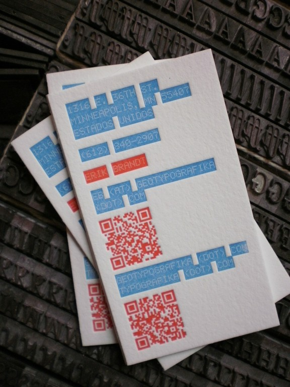 SlowPrint™ : Award Winning Letterpress for Design —
