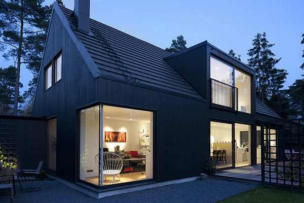 Warmth Families Warm Summer Retreat in Sweden: Villa Lima | Home Design | Interior | Architecture | Furniture | Garden