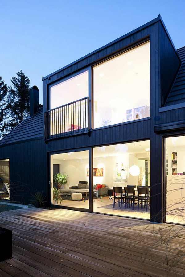 Warmth Families Warm Summer Retreat in Sweden: Villa Lima   Home Design   Interior   Architecture   Furniture   Garden