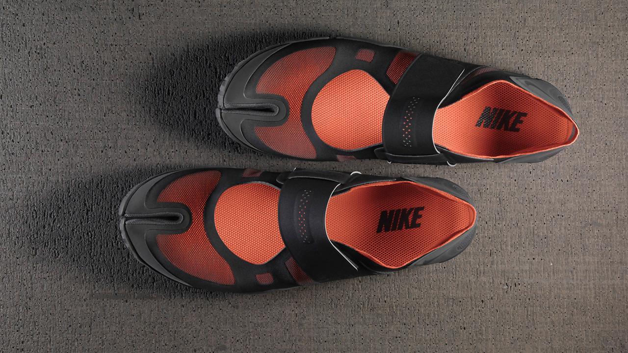 Nike Unveils Ninja Shoes For Yoga Class   Co.Design: business + innovation + design