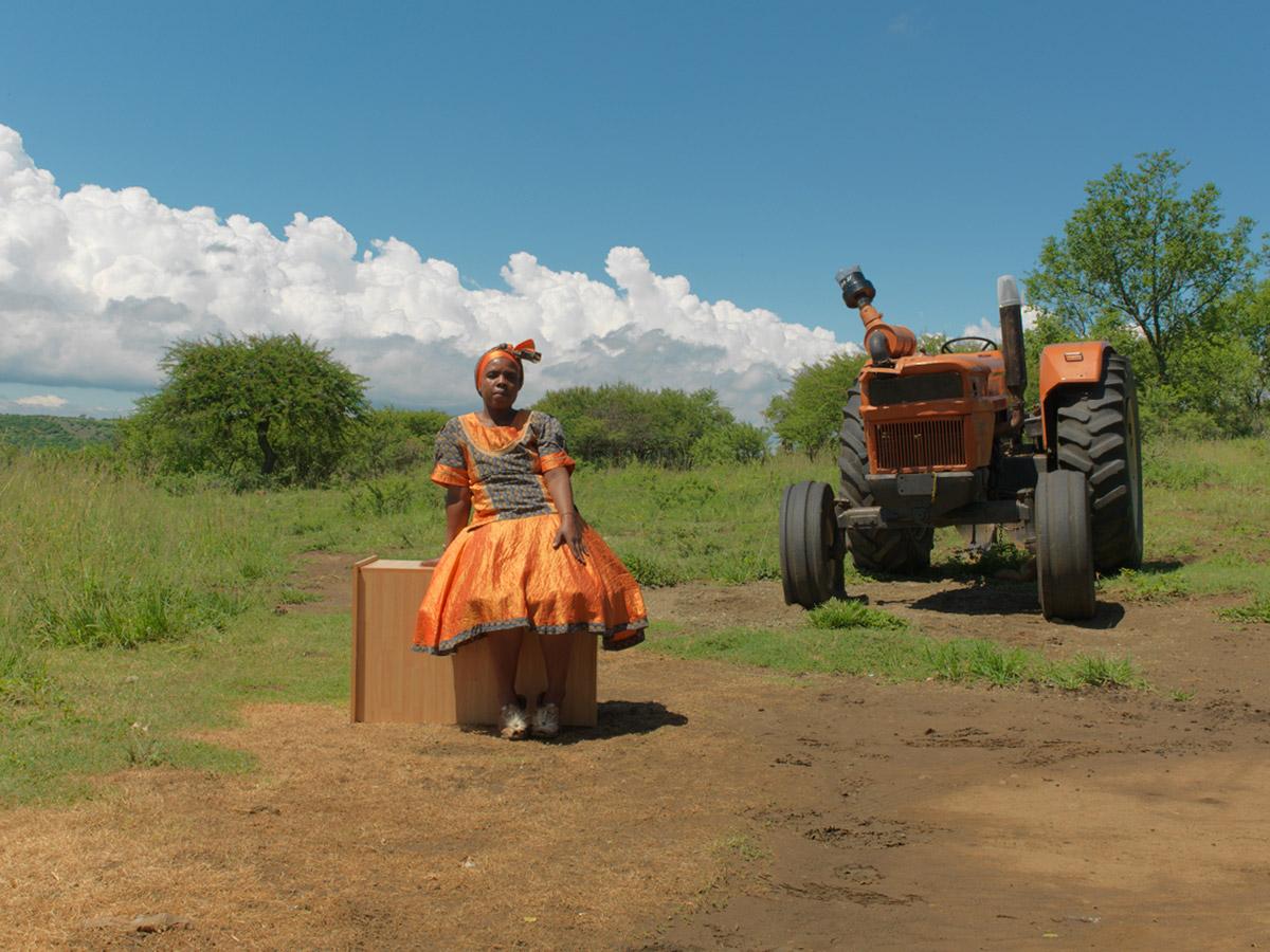 Zwelethu Mthethwa: New Works - Cool Hunting