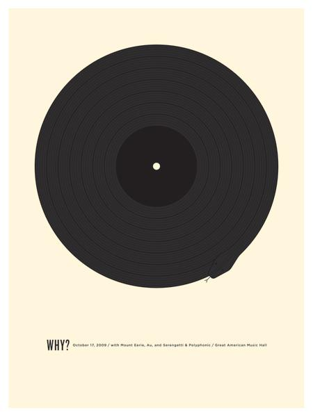 GigPosters.com - Why? - Mount Eerie - Serengetti & Polyphonic