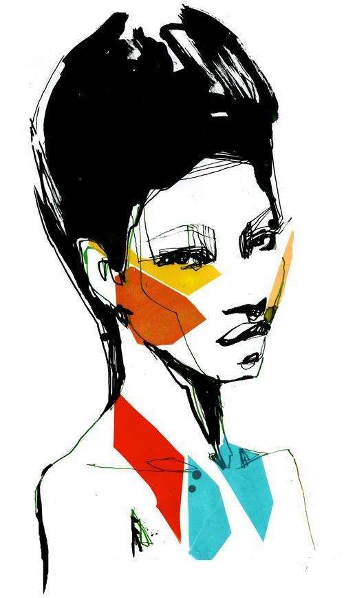 Cut Paper : Stina Persson