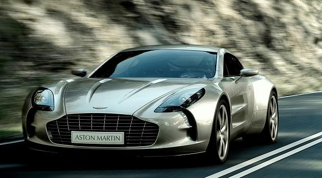 Aston Martin One-77 | HiConsumption