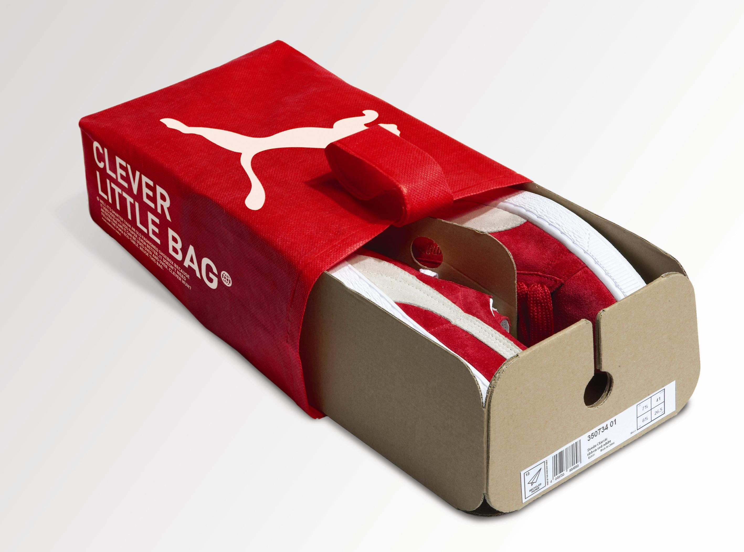 PUMA.Safe Launches New Sustainable Packaging Designed by Yves Behar | PUMA Vision