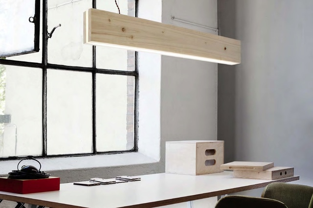 Plank light | Architects Corner
