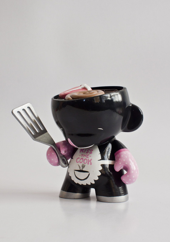 Custom Munny on Toy Design Served
