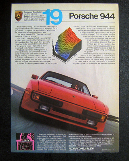 1980s Vintage Porsche Ads » ISO50 Blog – The Blog of Scott Hansen (Tycho / ISO50)
