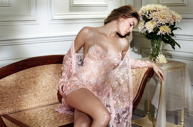 Lookbook: Agent Provocateur Spring/Summer 2014 Lingerie Collection   ACCLAIM