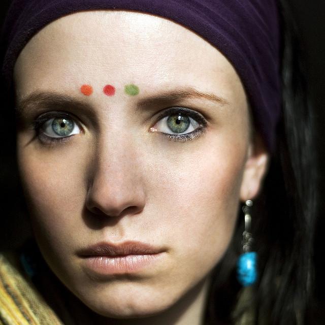 .gypsy eyes | Flickr - Photo Sharing!