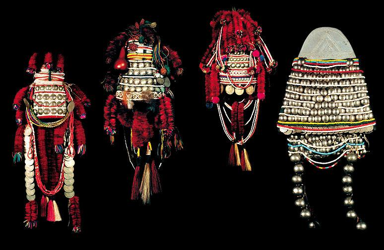 tribal-art-akha-headdress2.jpg 774 × 505 pixels