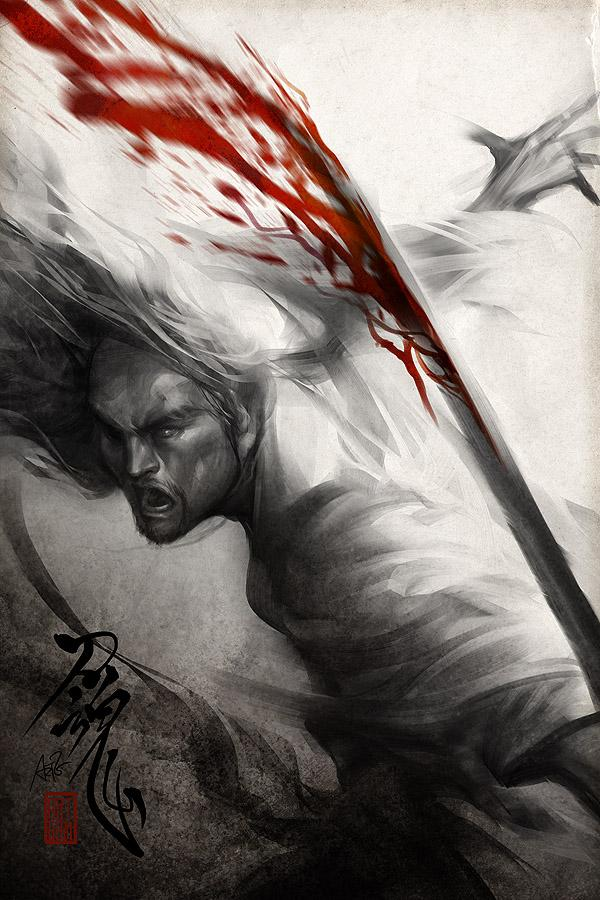 Samurai Spirit 6 by `Artgerm