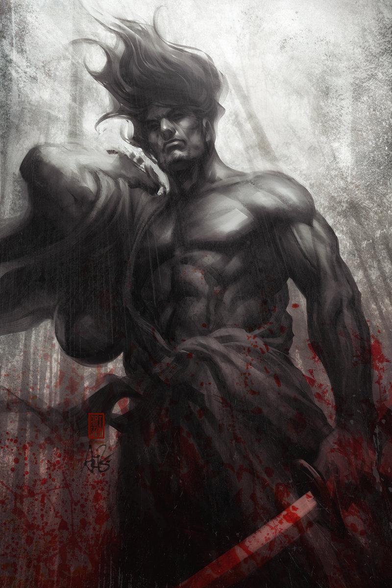 Samurai Spirit Musou by `Artgerm