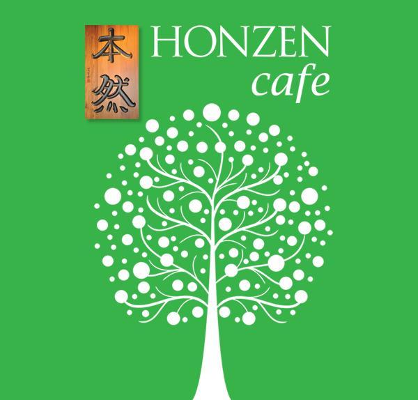 Honzen Cafe - identity