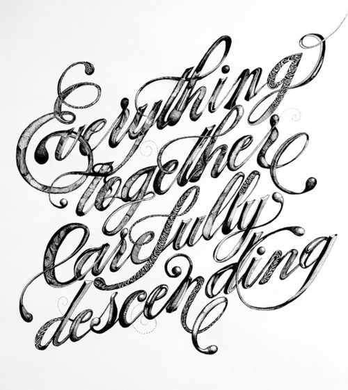 "Typeverything.com - ""Everything Together Carefully... - Typeverything"