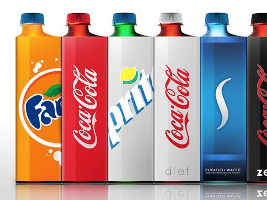 andrew kim: eco coke bottle