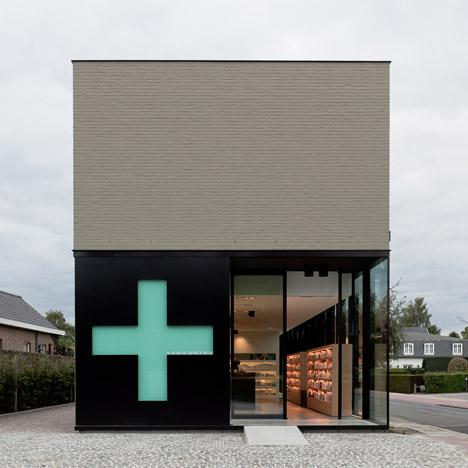 Fancy - Pharmacy M by Caan Architecten