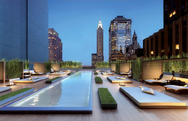 Fancy - 20 Pine Residences @ NYC