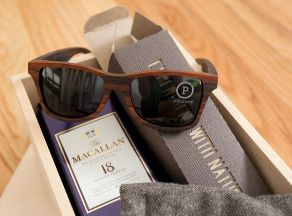 Macallan 18 & Shwood Sunglasses