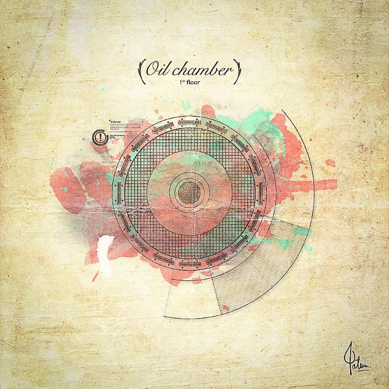 Poster - Illustrations : Patrice Patenaude - Designer graphique