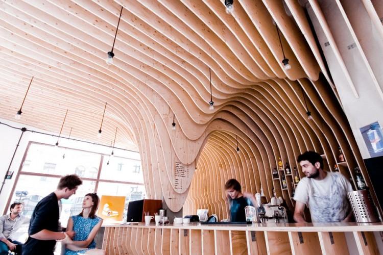 MOCO LOCO Galleries | Restaurant zmianatematu. by Maciej Kurkowski, Julian Nieciecki & Mateusz Wójcicki